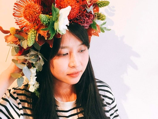 Flower crowns are not just for flower girls anymore!