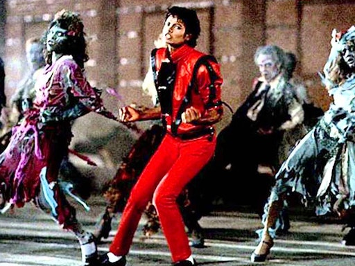 Michael Jackson Thriller Class at Dance Central Sydney