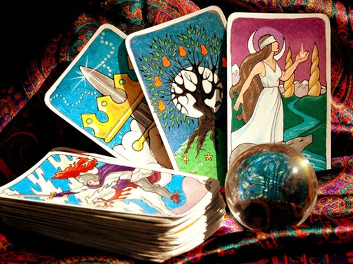 Tarot 101 at Tarot Avenue