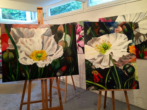 The Painting Workshop with Shani Alexander Colour My World