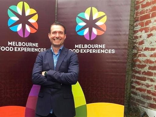 Allan Campion of Melbourne Food Experiences (Photo Credit: Visit Victoria)