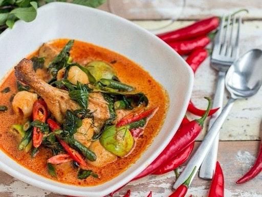 Thai Winter Menu Cooking Class (Spicers Tamarind Retreat)